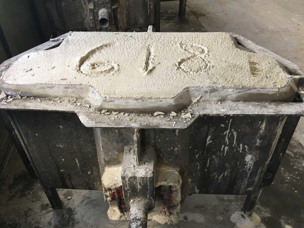 Ballastgewichte für Traktoren aus Beton - Kennzeichnung