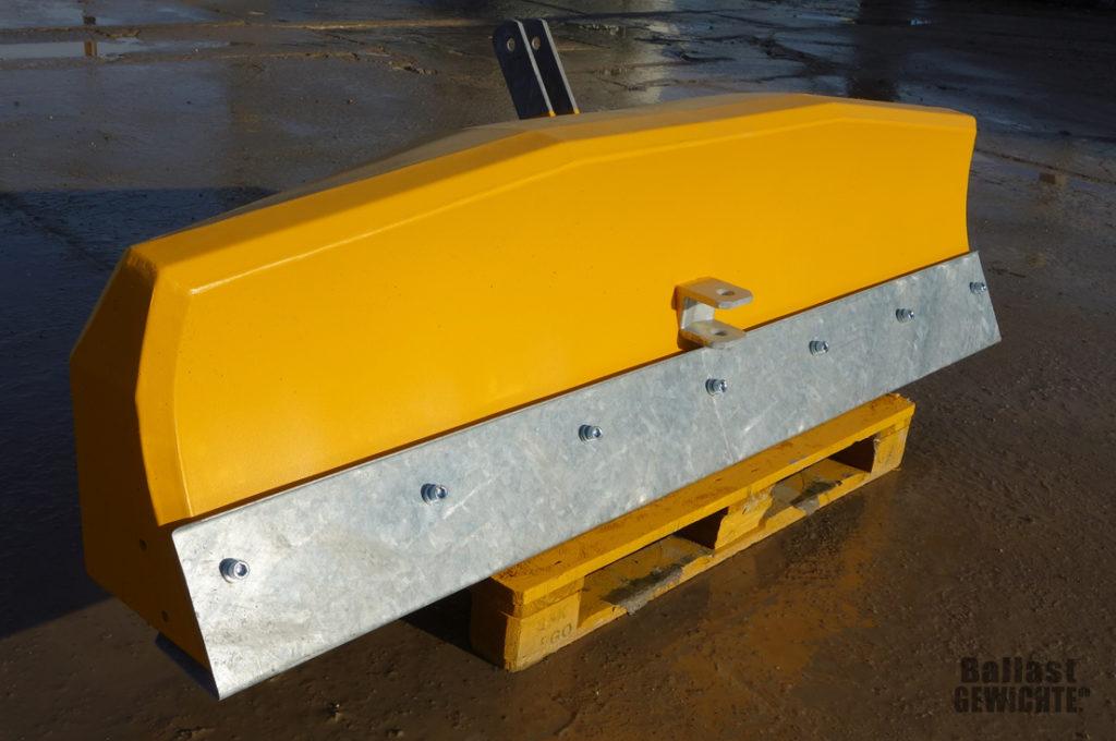 Ballastgewicht für Traktor mit Schieber-Funktion